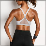 Les femmes de compression usine OEM Sportswear Cheerleading Sports Bra