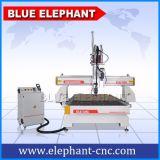 1325 중국 공장에서 목제 CNC 대패를 위한 다중 스핀들 CNC 조각 기계