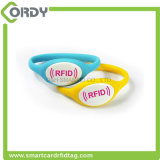 Wasserdichter 125kHz TK4100 EM4200 RFID Silikon Wristband für Swimmingpool