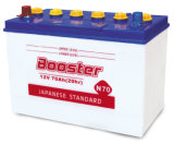 Startter 건전지, 저장 자동차 배터리, 건조한 자동차 배터리 (N70)