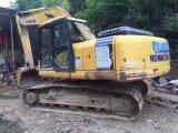 Bonnes conditions d'excavatrice de chenille de KOMATSU utilisées par couleur initiale PC200-7 et meilleur prix