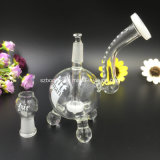 Hitman Mini Glass Water Pipes Pipas para fumar Oil Rigs