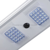 6W-100W Integrated All in One LED Solar Street Light avec batterie au lithium de sauvegarde