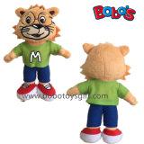 Kundenspezifisches Tiger-weiches Spielzeug ist Förderung-Geschenk