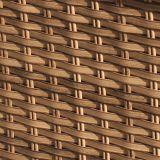 Patio di vimini esterno buono di Furnir Wf-17066 gruppo della disposizione dei posti a sedere del pozzo del fuoco delle 8 parti con l'ammortizzatore