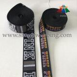 Tessitura personalizzata del jacquard del poliestere del reticolo di marchio per lo zaino