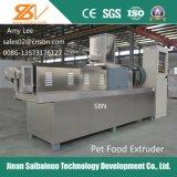 En acier inoxydable Machine automatique de la transformation des aliments pour animaux de compagnie