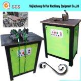Máquina ornamental del trabajo del hierro de la dobladora
