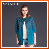 Les femmes de l'automne vêtements casual Coat (1-25592)