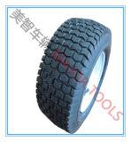 roda 13X5.00-6 de borracha pneumática para carros do vagão