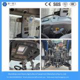 中国Weichai Deutzのディーゼル機関または農業の農場または油圧ステアリングトラクター140HP 4WD
