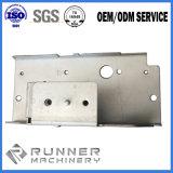 Commande numérique par ordinateur de précision d'ODM d'OEM usinant/tôle en aluminium estampant des pièces