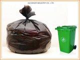 Черный для вторичной переработки пластика отказываются мешок отходов Bag Бен гильзы могут гильзы пищевых отходов мешок мешок для мусора