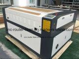 Torno de la maquinaria del corte del CO2 del laser