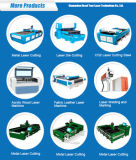 High Power Rotary Die Cutting Board Laser Cutting Machine / CO2 Laser