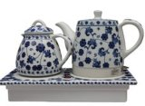Tirar Água de chá em cerâmica, cerâmica chaleira eléctrica