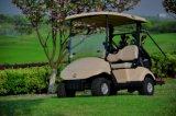 2014最新のデザイン品質の小型電気ゴルフ手段のゴルフカート