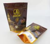 Мешок сахара мешка соли мешка кофеего пакетика чая с яркий печатание и застежкой -молнией Gravure