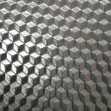 SGSの証明の立方体の質の引くこと棒ボックス荷物は革PVC革を袋に入れる