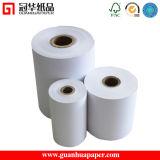 Certifiée ISO 76mm de décalage des rouleaux de papier pour machine POS