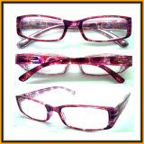 Atacado Últimas Design Bifocal Óculos de leitura baratos com caixa R1000
