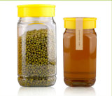 Стеклянный кувшин/Стеклянная емкость/стеклянный кувшин меда/стеклянный кувшин блендера замятия/Продовольственной кувшин блендера/Мейсон кувшин блендера/Spice кувшин блендера