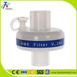 Circuito respiratório, filtros de Hme