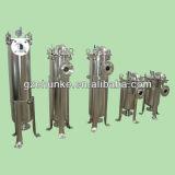 Filtro de agua industrial del acero inoxidable para el tratamiento de aguas