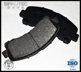 Isuzu Chevrolet를 위한 세라믹 Semi-Metallic 브레이크 패드 D1677