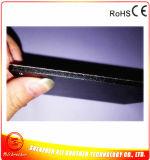 логос 12V 50W гравирует подогреватель силиконовой резины глубины 0.2mm черный