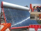 Colorare il riscaldatore di acqua solare d'acciaio