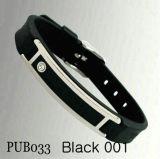 Мужские браслеты черный (PUB033)