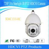 Dahua 720p 31XのスターライトPTZ Hdcviデジタルのビデオ・カメラ(SD6C131I-HC)