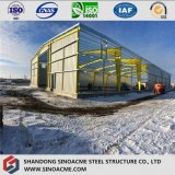 Isolierstahlkonstruktion-Lager mit Peb Rahmen