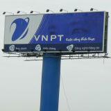 Открытый Алюминий Tri-Vision Billboard с полюса (F3V-131S)
