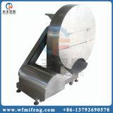 Edelstahl gefrorene Fleisch-Schneidmaschine