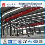 Pre fabricadas de acero galvanizado y pintura Almacén portátil
