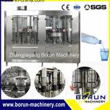 Máquina de rellenar plástica del agua potable de la botella