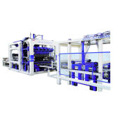 Qt10-15高い生産性のISO9001&CEの自動具体的な煉瓦機械