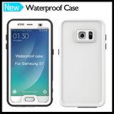 Samsung Galaxy S7のためのHD Screen Protector構築のの耐震性のSnow Rain Dirt Dust Proof Ultra Slim Body