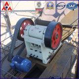 De wijd Gebruikte Maalmachine van de Kaak in Mijnbouw