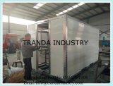 ホットドッグのコーヒートラックデザイナー製造業者のハンバーガーのカート中国