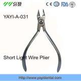 El CE aprobó alicates cortos del alambre ligero para modelar el alambre ligero y el gancho