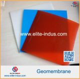 Materiale di plastica Geomembrane del PVC della fodera dello stagno dell'impresa di piscicolture & della piscina