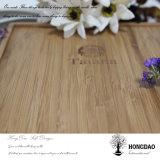 Hongdao personalizado caja de madera para la camisa de embalaje