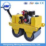 Sola máquina/paseo del rodillo de camino del tambor de Ddouble en el compresor del rodillo de camino para el suelo/el asfalto