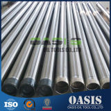Fabricante de China de filtro para pozos de forma de V y alambre soldado del agua del acero inoxidable de Johnson