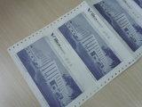 Los sueldos de adhesivo de color imprimir sobres confidenciales (de cualquier tamaño es ok).