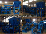 De arbeidsbesparende Automatische Houten Lijn van de Installatie van de Briket van de Brandstof van de Biomassa van het Zaagsel 1000kg/H