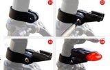 Imperméable solaire à vélo Tail Light